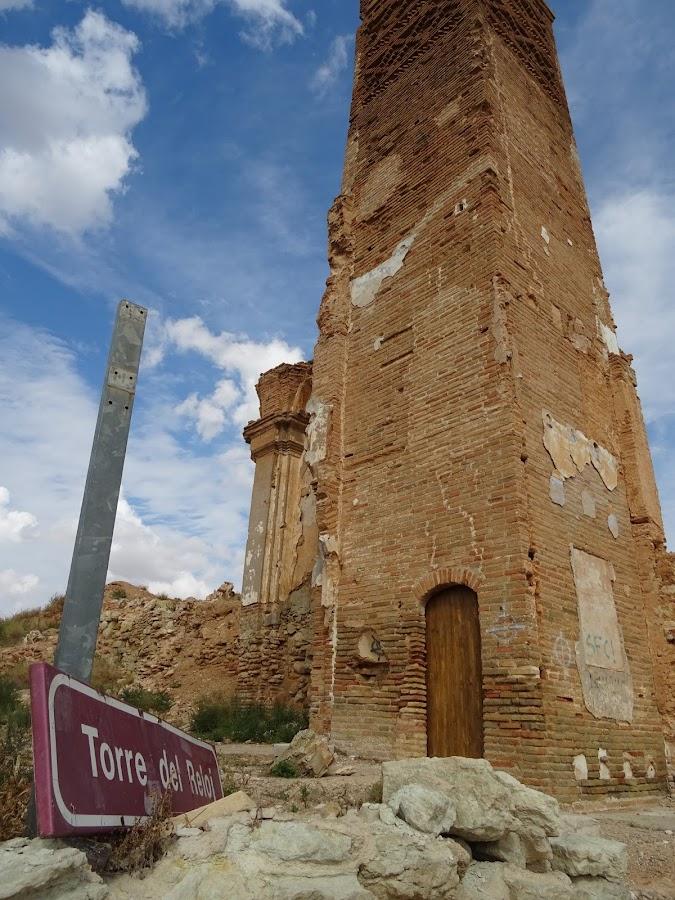 Torre del Reloj, Belchite