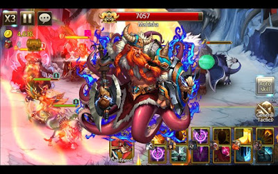 Demigod War Apk v1.3.5 Mod (God Mode/Damage)