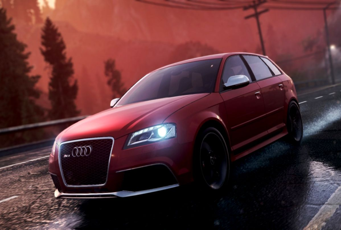 Audi Rs3 Need For Speed Most Wanted Wide Wallpapers
