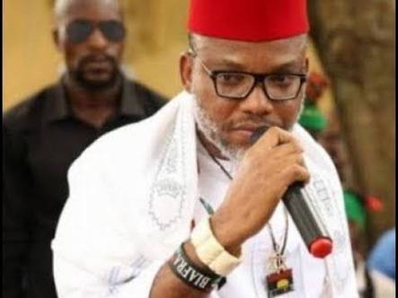 I Won't Come Back To Face Trial In Court, says Nnamdi Kanu