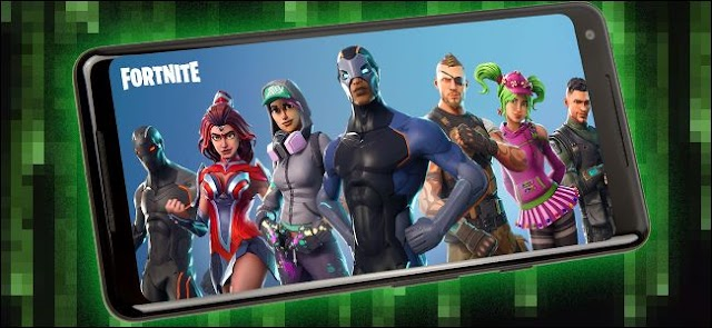 Fortnite for mechanical man can ditch Google Play Store for Epic's web site