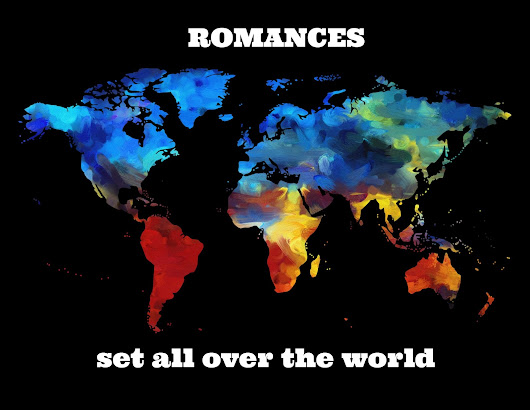 Ellie   Reads                                            (all the books): Friday Recs: Romances Set All Over the World