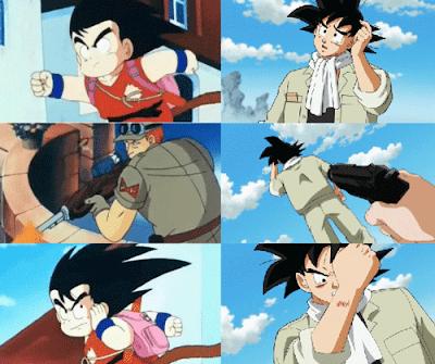 Goku Lengah