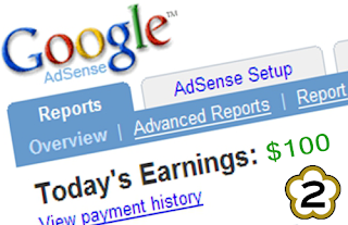 Image result for $100 A Day With Google AdSense