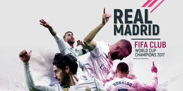 Madrid Juarai Piala Dunia Antar Klub Setelah Menang Tipis 1-0