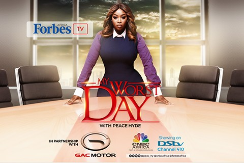 Forbes Africa Sets Premier Date for 'My Worst Day With Peace Hyde' Season 2 and Unveils New Partnership With GAC Motors