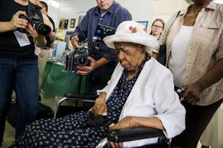 Manusia Tertua Meninggal Dunia