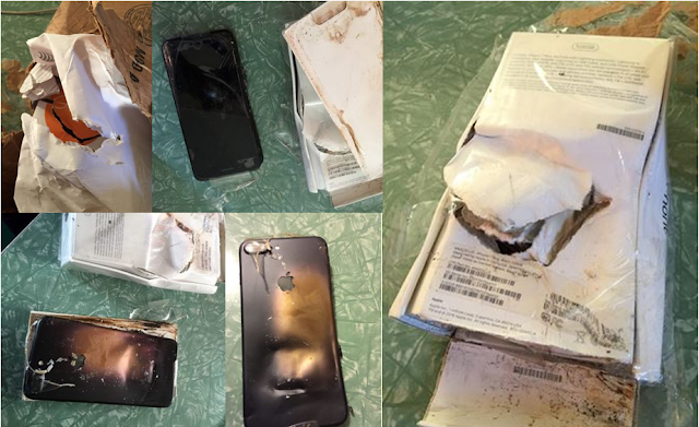 Apparently, The iPhone 7 Is Also Exploding! Find Out More