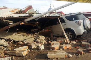 Pangdam: Korban Meninggal Dunia Akibat Bencana Gempa Bumi Capai 92 Orang - Commando