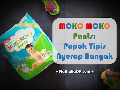 Moko Moko Pants: Popok Tipis, Nyerap Banyak