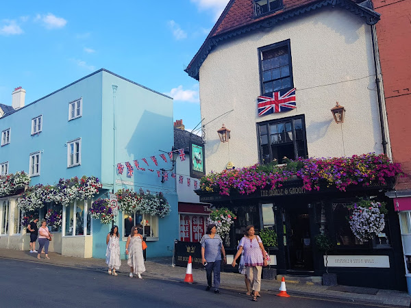 a whirlwind 24 hours in windsor