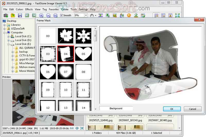 FastStone Image Viewer screen 2