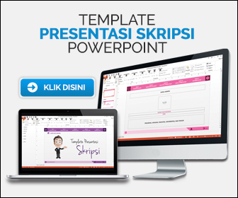 template presentasi power point
