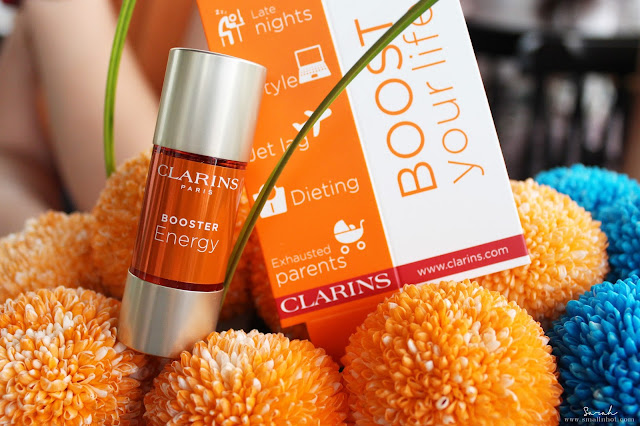 Clarins Booster Energy review; Clarins Booster Energy fatigue skin review; Clarins Booster Energy skincare review; Clarins Booster Energy new launch; Clarins Booster Energy new serum; Clarins Booster Energy honest review; Clarins Booster Energy price and review; Malaysia beauty online magazine; Singapore beauty online magazine; Singapore CLARINS;