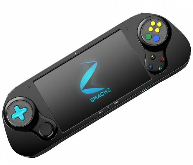 Perangkat Gaming PC Portable: Smach Z Gunakan SteamOS