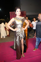 Shreya Saran in Skin Tight Golden Gown ~  Exclusive 064.JPG