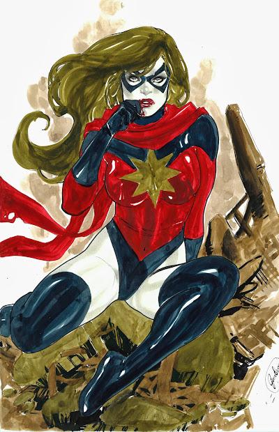 MS Marvelous Marvel