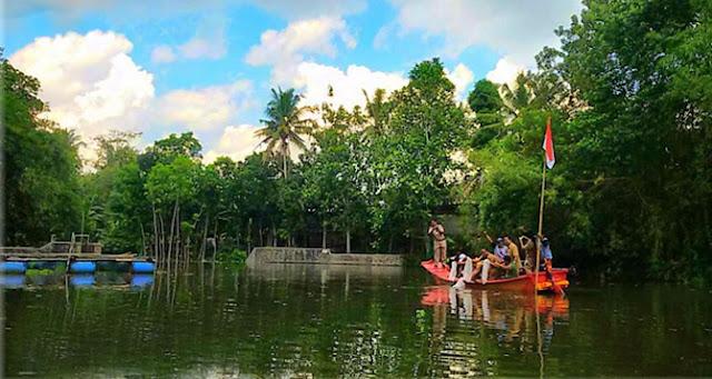 Waduk Lecari Wringinagung, Gambiran-Banyuwangi.