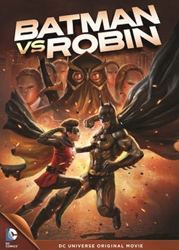 Batman vs. Robin DVDRip Latino