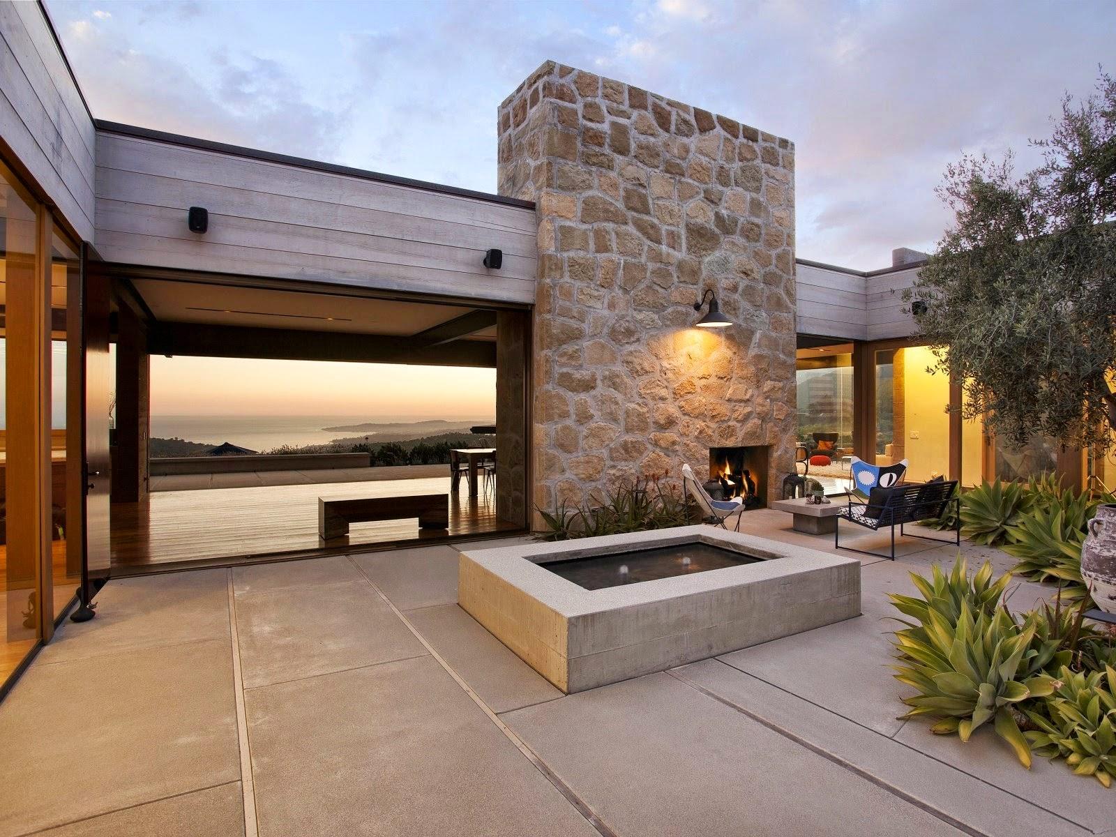 Cococozy 13 Million Dollar Montecito Modern Home For Sale