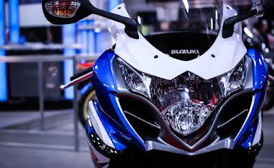 2017 Suzuki GSX-R1000 Headlight