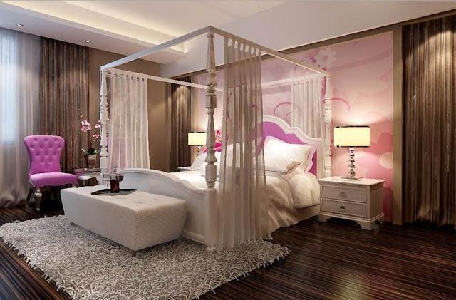 Kamar tidur yaitu salah satu daerah yang paling  Kamar Tidur Yang Nyaman