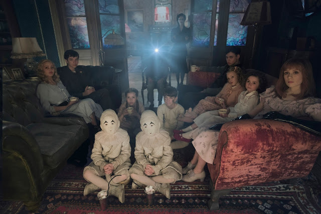 Miss Peregrine's Home for Peculiar Children: Movie Review