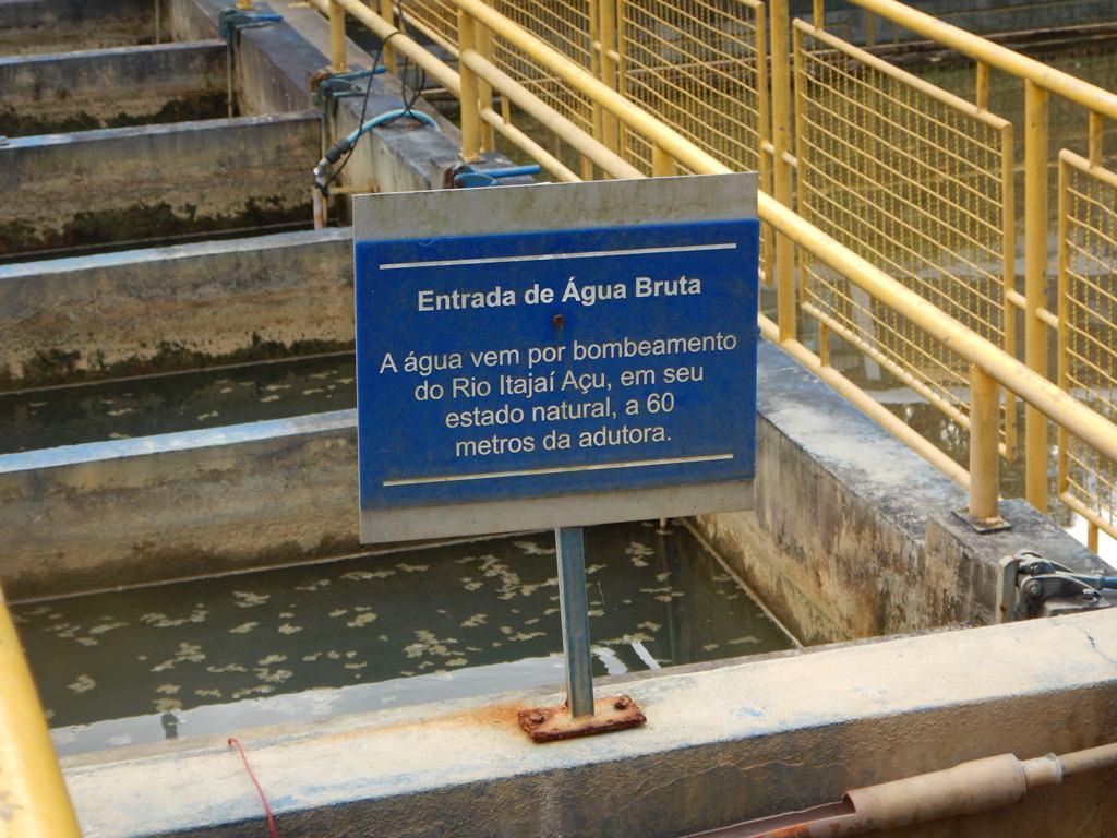Museu da Água em Blumenau