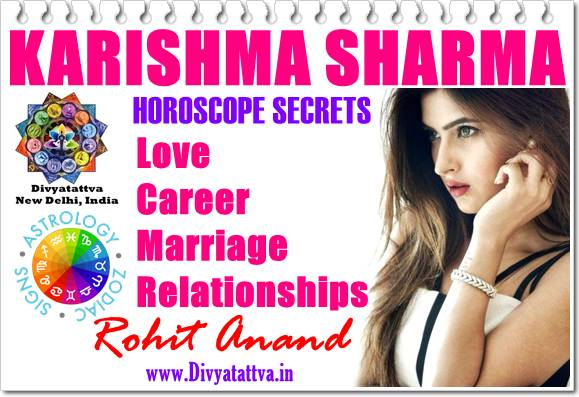 Karishma sharma horoscope zodiac sign, hot sexy bollywood celebrity kundali, karishma sharma hot pictures and films