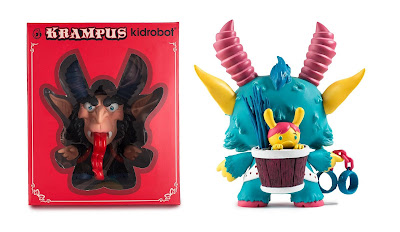 "Krampus Dunny 5"" Vinyl Figure by Scott Tolleson x Kidrobot"