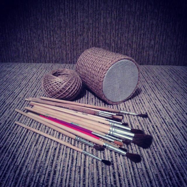 как сделать карандашницу