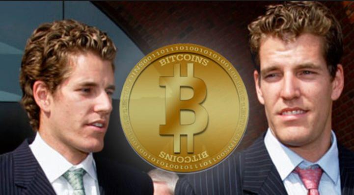 Says Winklevoss twins 'Facebook Coin & Bitcoin'   BitMEX 24