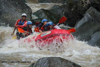 Sungai Serayu Banjarnegara