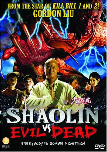 Shaolin Vs Evil Dead 2004 Dual Audio Hindi 480p DVDRip 300mb