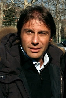 Antonio Conte, the Italian coach who is Chelsea's new manager