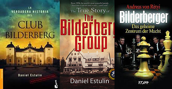 Bilderberg Club books