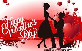 valentines day shayari images