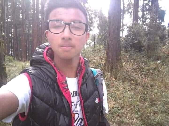 18-year-old student Manish Sarki momo game victim