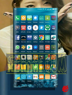 Favorite Tray Icon(5x6, 6x7, 6x6, 7x7) Merubah Ukuran Kolom Icon Xiaomi
