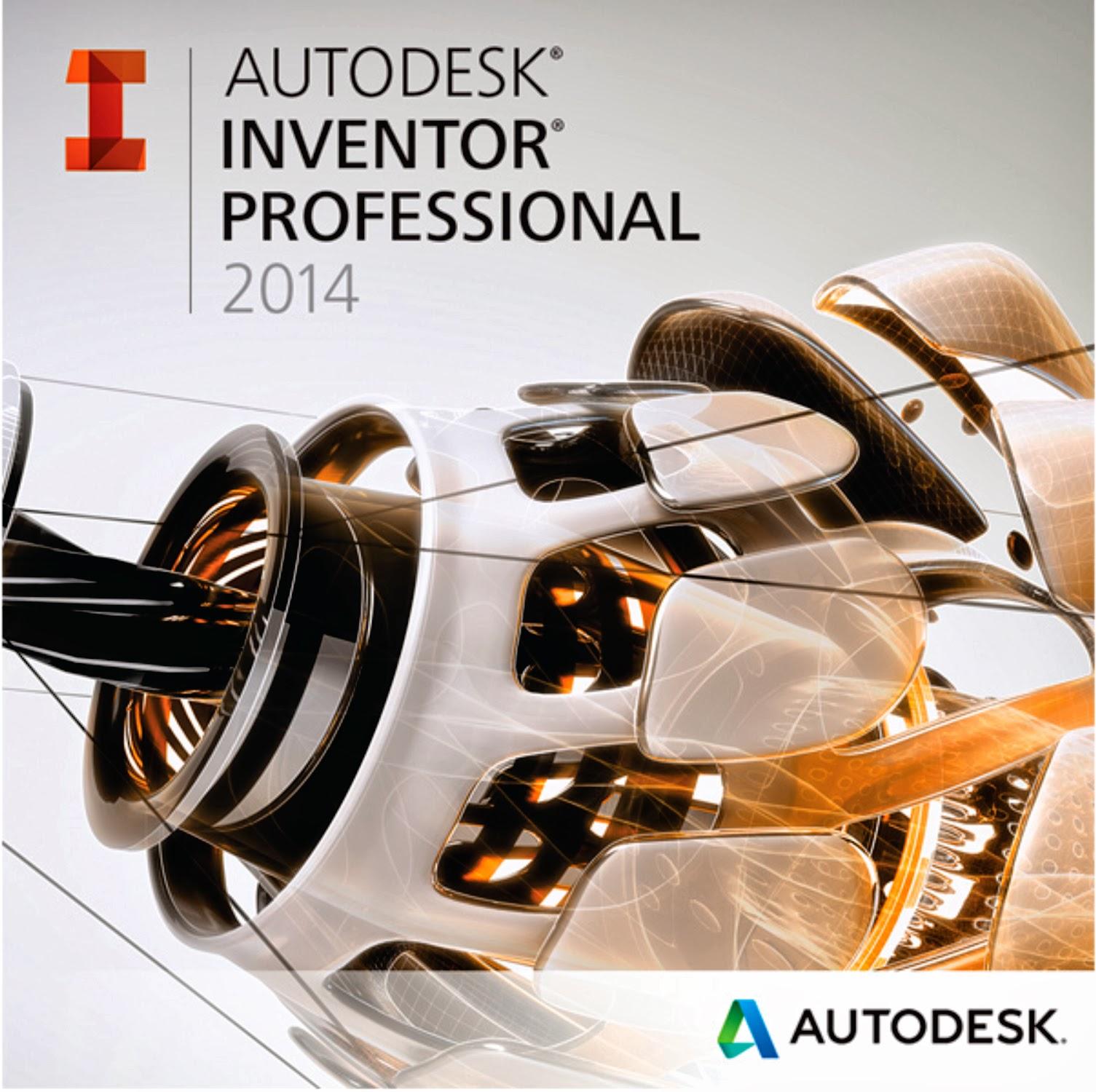 autodesk inventor 2014 破解