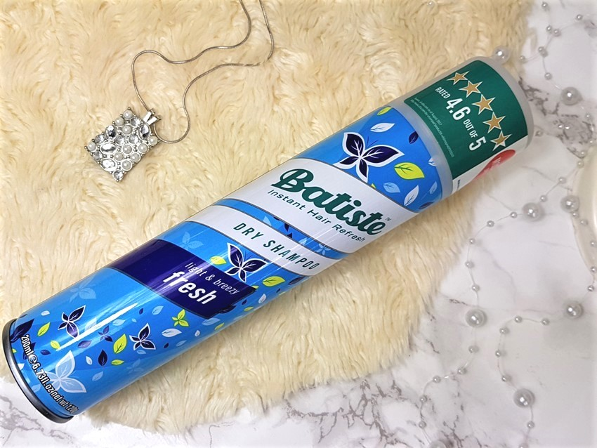 Suchy szampon Batiste fresh