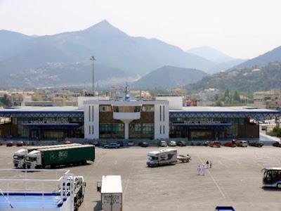 Ηγουμενίτσα: Ανοιχτές οι κλιματιζόμενες αίθουσες των Επιβατικών Σταθμών Τ1 και Τ2