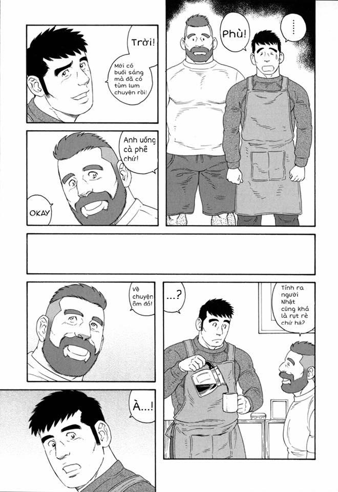 Người chồng của em tôi-Chap 10 Vol.2 - Tác giả Gengoroh Tagame - Trang 14