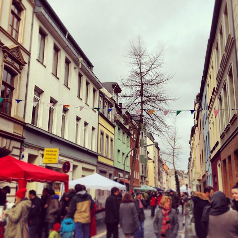 Körnerstrasse Köln