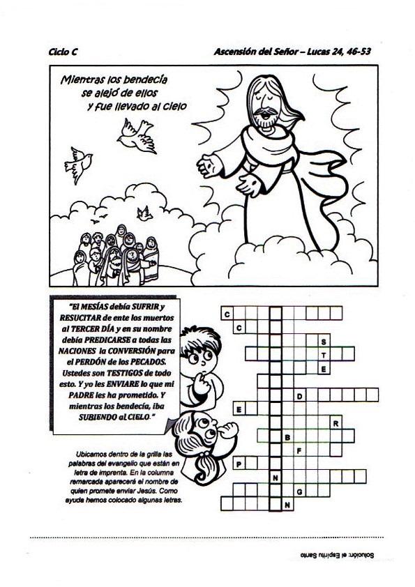 Crucigrama De Dia Muertos Los