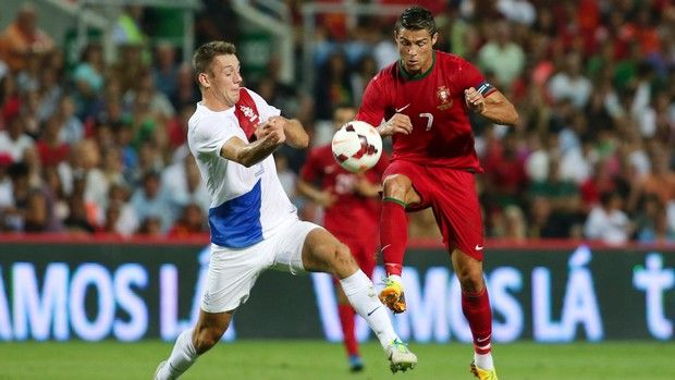 Portugal vs Belanda