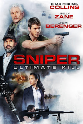 Sniper Ultimate Kill 2017 DVD R1 NTSC Latino