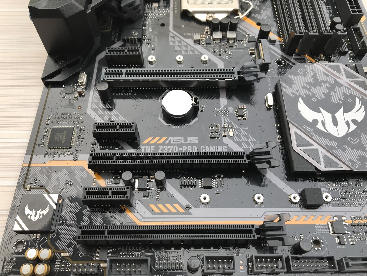 ASUS TUF Z370 Pro Gaming Review ~ Computers and More | Reviews