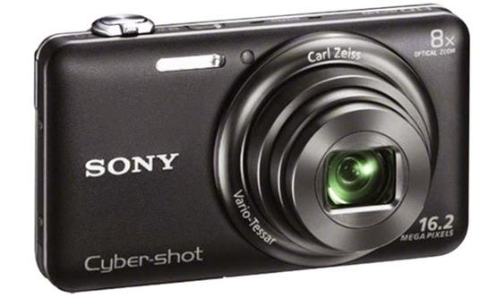 Harga Kamera Sony Cybershot DSC-W710 Murah Spesifikasi Baru