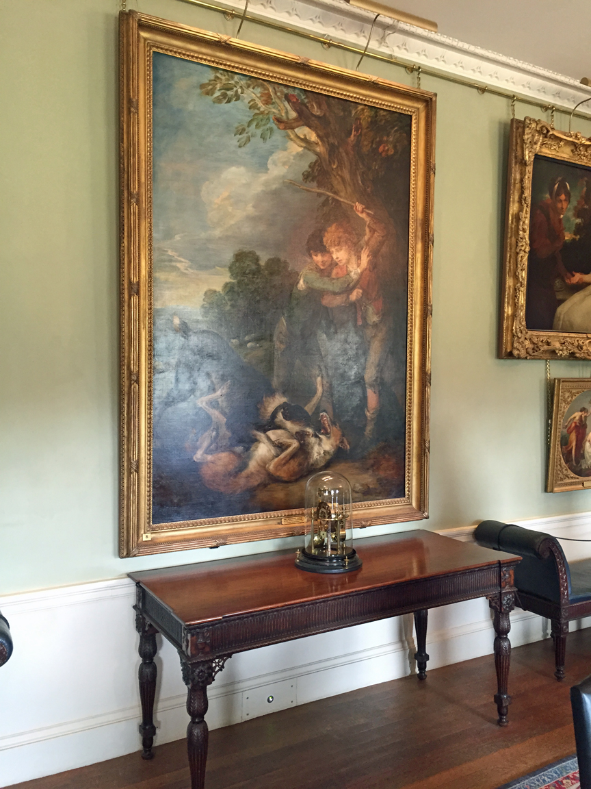 18th Century Drawing Room: Willowbrook Park: Kenwood House Part 2 Of 3